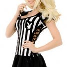 Sexy Referee Adult Womens Halloween Costume
