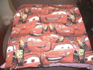 Disney Pixar Cars Toss Pillow