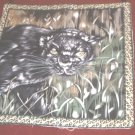 Panther Wall Hanging