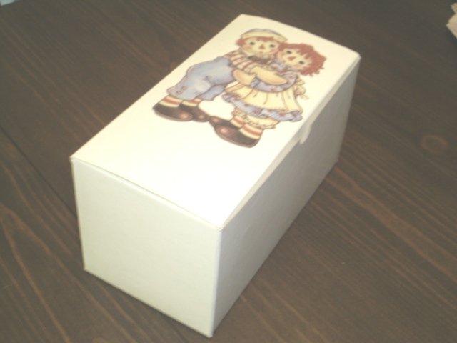 Raggedy Ann Gift Box