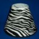 Zoe Zebra Lamp Shade