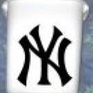 New York Yankees Trash Can