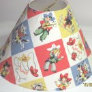 Little Cowpokes Lamp Shade