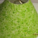 Green Sparkly Lamp Shade