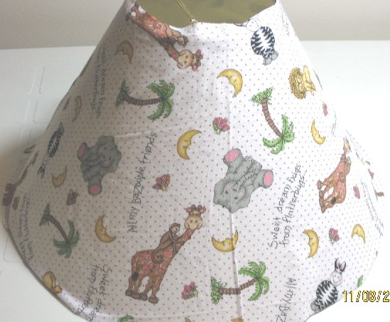 Bazooples Lamp Shade