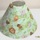 Jungle Print Lamp Shade