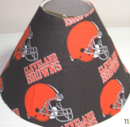 Cleveland Browns Lamp Shade