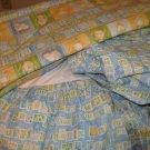 Bazzle Bunny Blue 3pc Nursery Set