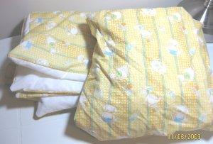 Bazzle Bunny Yello 2pc Nursery Set