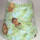 Jungle Babies Night Light Lamp Shade