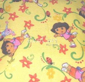 Dora the Explorer Yellow 2 pc Nursery Set