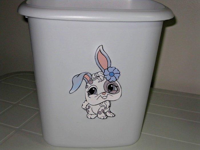 Littlest Pet Shop Trash Can