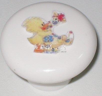 Suzy zoo Plastic Drawer Knob
