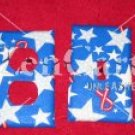 Red, White & Blue Switch & Outlet Covers