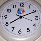 Beatrix Potter Peter Rabbit Wall Clock