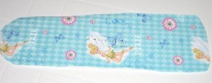 Tinkerbell Spring Teal Ceiling Fan