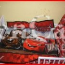 Disney pixar cars 5pc mcqueen toddler bedding set