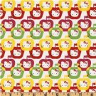 Hello Kitty Apples Toddler bedding set