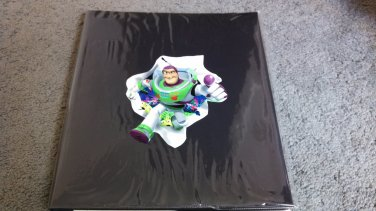 toy story buzz lightyear baby book
