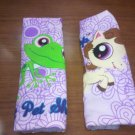 Littlest Pet Shop Car Strap Covers