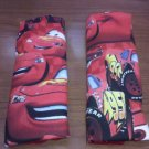 Disney Pixar Cars McQueen Car Strap Covers