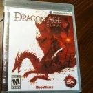 Dragon Age: Origins  (Sony Playstation 3, 2009) -USED-