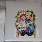 Raggedy Ann and Andy Baby Book