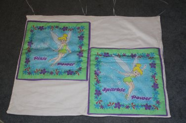 Large Tinkerbell Hanging Pockets