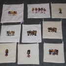 9 Bratz Wall Hangings
