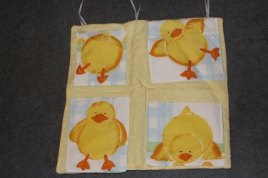 Yellow Duckies Wall Hangings