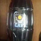 Basketball COCA COLA COKE 1994 CLEVELAND CAVS vs  HOUSTON ROCKETS 8oz BOTTLE