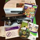 Xbox 360 Kinect Sensor Bar and game bundle