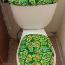 Ninja Turtles TOILET SEAT COVER SET