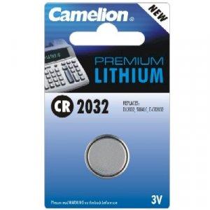 3 Volt Lithium Button Cell Battery - CR2032.