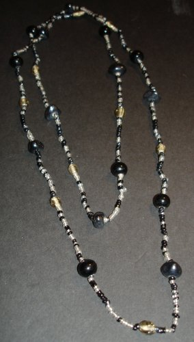 Beaded Extra Long Necklace