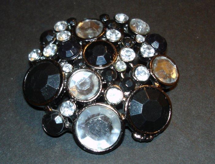 Circles Brooch