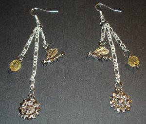 Silver Spring Earrings