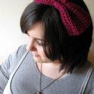 the Vanessa bow headband.
