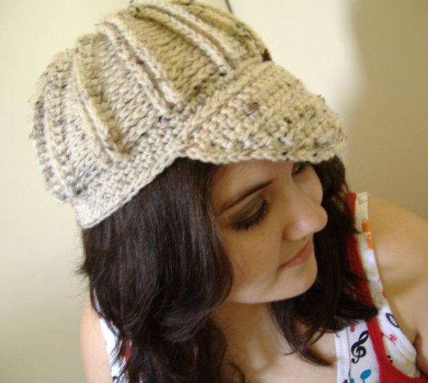 the city girl cap.