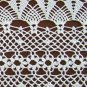 """21.5"""" Woodland Symphony oval doily ** Custom orders only (not currently in stock)"""