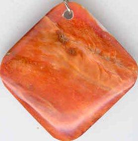 Spndyllus naranja - orange spondyllus