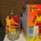 Hulk Hogan Thunder Mixer and Glass