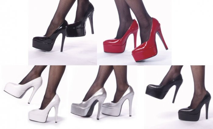 """Revenge"" - Women's Platform Pointed Toe Spike Heel Shoes"