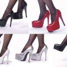 """Revenge"" - Women's Platform Pointed Toe Spike Heel Shoes"
