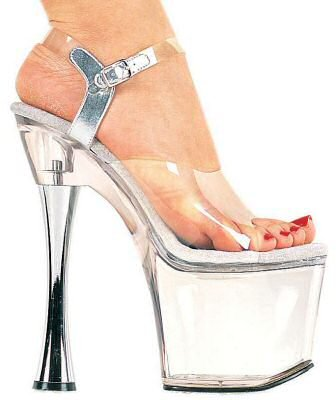 Charm - Women's Strappy Sandal with Ankle Buckle and Metallic Accents