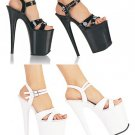 Highlife - Women's Strappy High Platform Heels