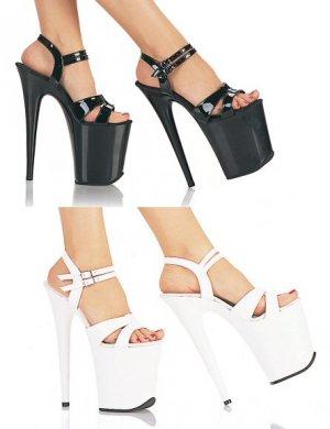 Highlife - Women's Strappy High Platform Heels