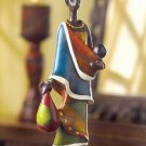 AFRICAN MOTHER W/BABY FIGURINE---Item #: 37882