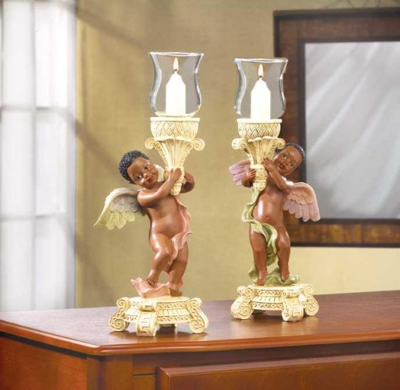 HEAVENLY CANDLESTICKS--Item #: 34135