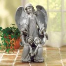 MOTHERLY ANGEL FIGURINE---Item #: 38006